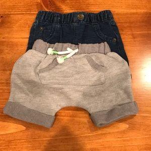 Other - (2) newborn shorts
